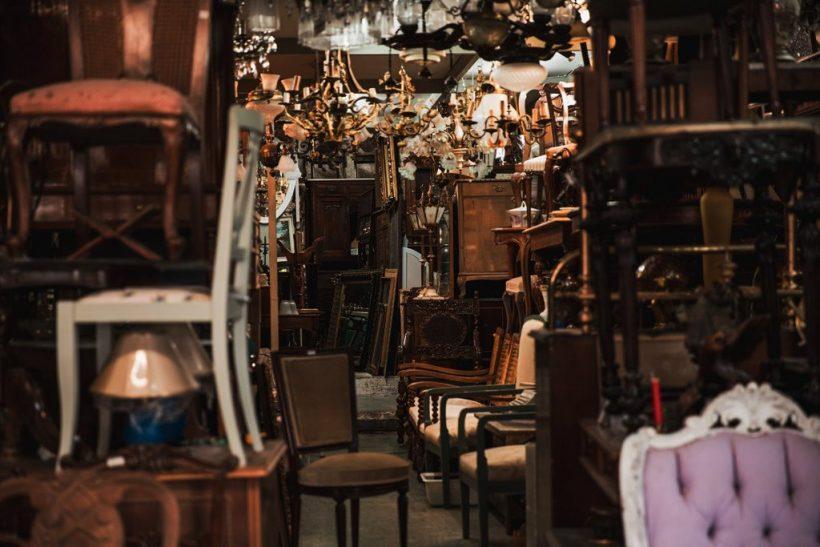 Μοναδικοί θησαυροί τα vintage αντικείμενα