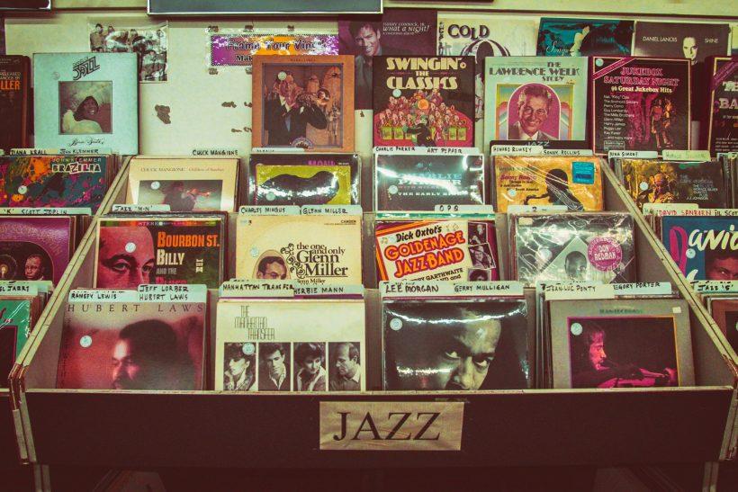 Λατρεύουμε τους δίσκους βινυλίου