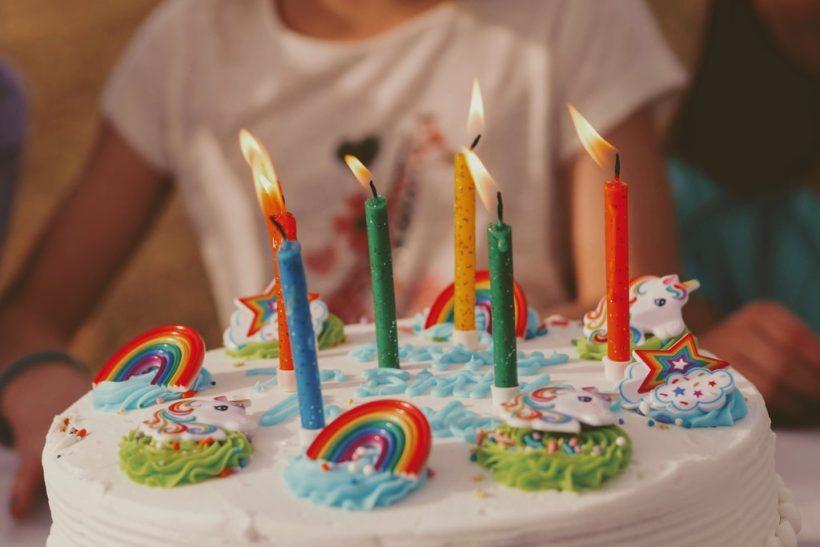 Στην πρόσκληση για ένα παιδικό πάρτι δε χωράνε «όχι»