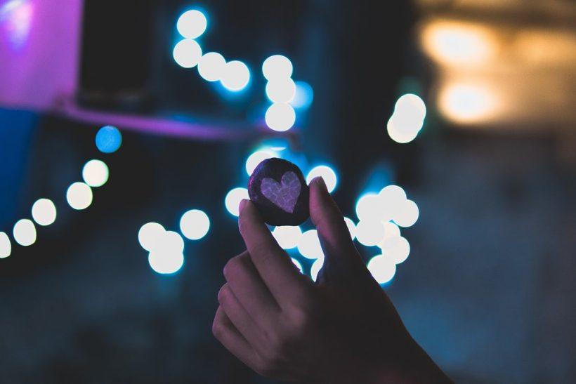 Δε σ' έφερε ο έρωτας μα σε κράτησε η αγάπη