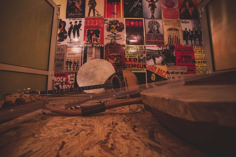 Η μουσική είναι ταξίδι στην παράδοση