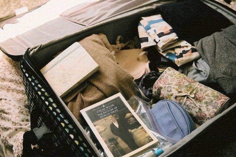 Η πραγματική αυτοσυγκράτηση φαίνεται όταν φτιάχνεις βαλίτσα