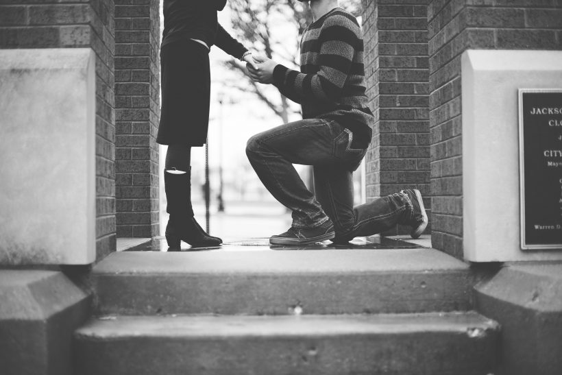 Η πρόταση γάμου δε θέλει κόπο, θέλει τρόπο