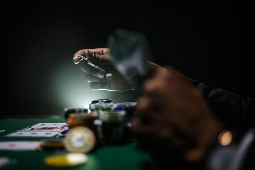 Μια παρτίδα πόκερ ο έρωτας