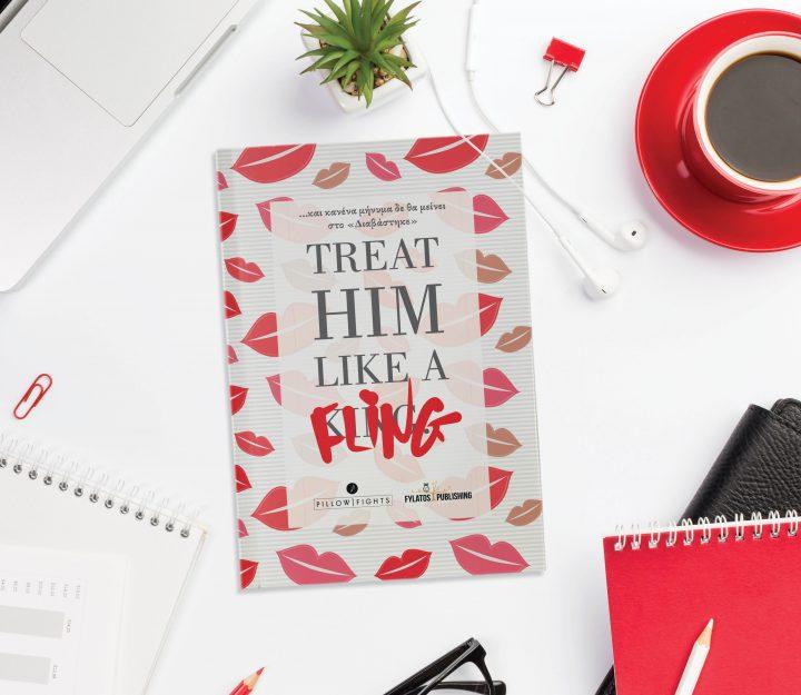 Treat him like a Fling | Έντυπη Έκδοση
