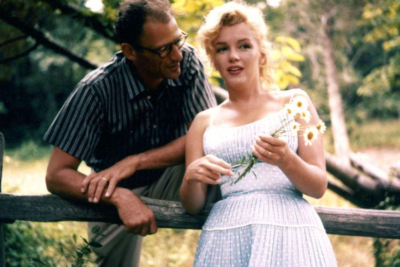 Marilyn Monroe-Arthur Miller· ένα θυελλώδες ντουέτο