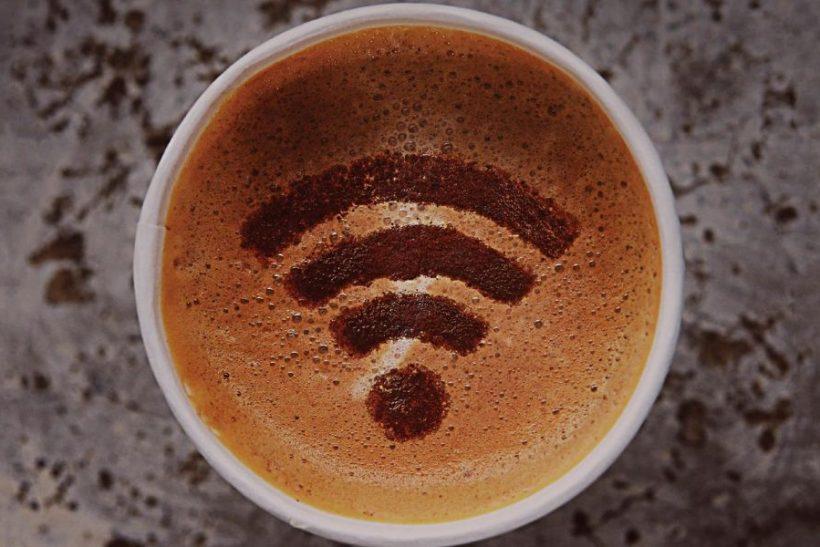 Υπό συνθήκες ενεργού wifi, απομακρυνόμαστε