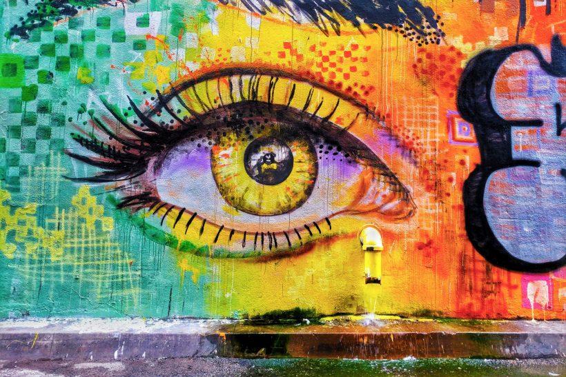 Όπου κι αν κοιτάξεις γύρω σου υπάρχει κάτι από τέχνη