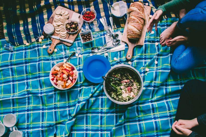 Η τροφή αλλάζει ερμηνεία ανάλογα με το πού τη συναντάς