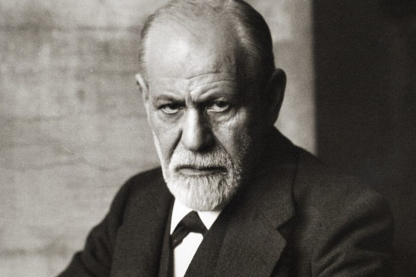 Men We Love | Sigmund Freud