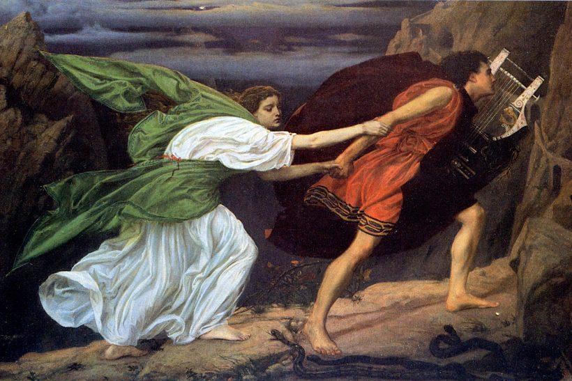 10 μεγάλοι έρωτες στην ελληνική μυθολογία