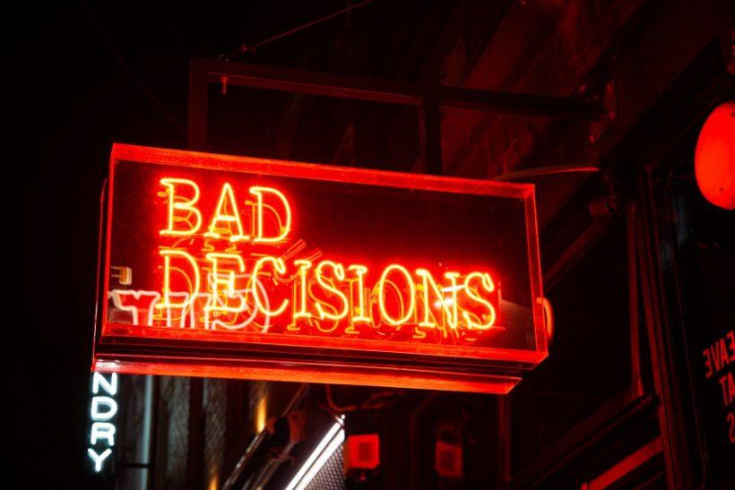 10 λάθη που πρέπει να τους αντισταθείς μετά τον χωρισμό
