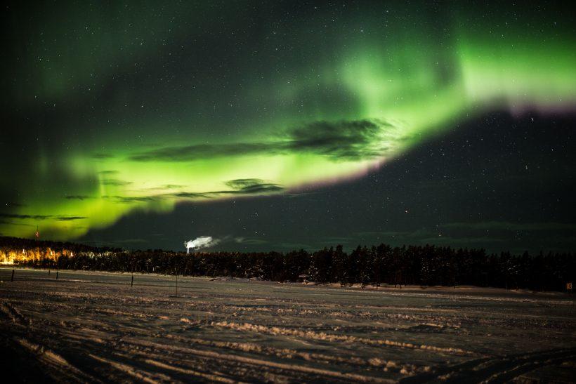 Aurora Borealis· ένα φαινόμενο που αξίζει να δεις με τα μάτια σου