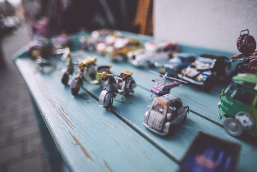 Η ανεκτίμητη αξία των παιχνιδιών που περνούν από γενιά σε γενιά