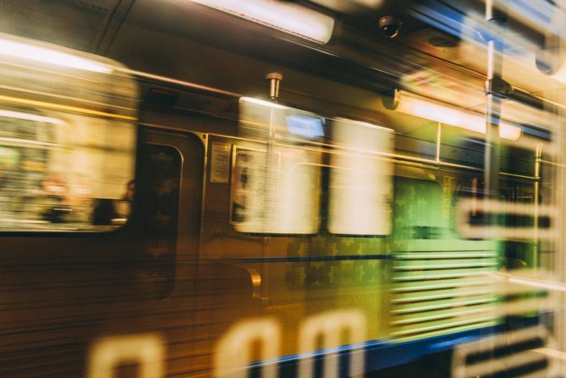 Μπες σ' ένα τρένο και φύγαμε για τον κόσμο