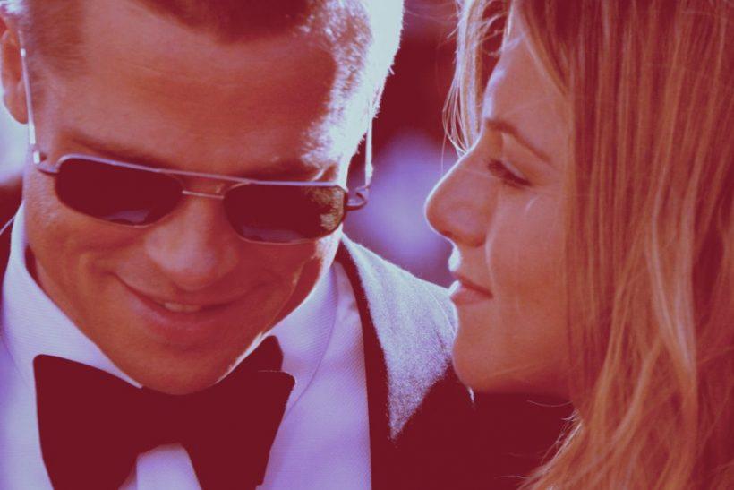 Brad Pitt-Jennifer Aniston· κρατάει χρόνια αυτή η κολόνια