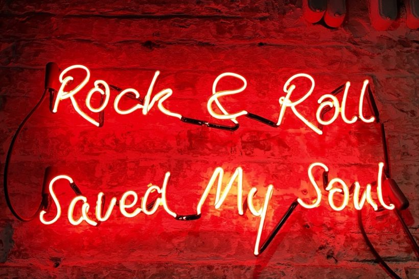 Στην εφηβεία μας η ροκ μουσική ήταν η προσωπική μας επανάσταση
