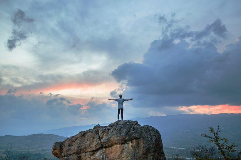 Κορυφή σε έναν τομέα· άρα και ευτυχισμένος;