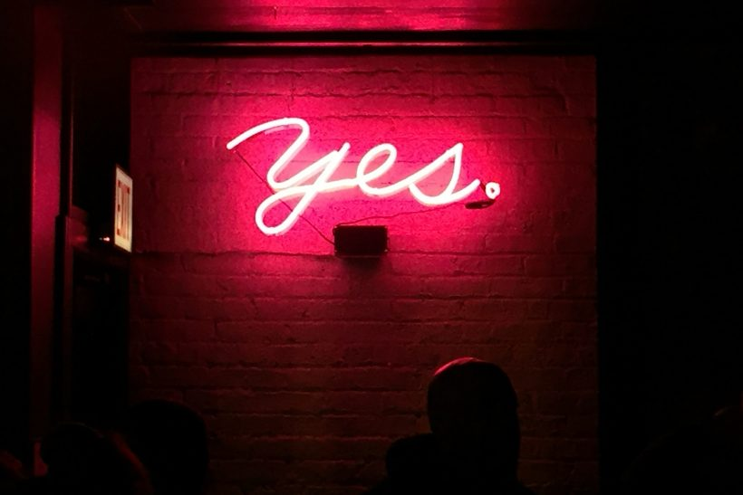pink-yes-neon-sign