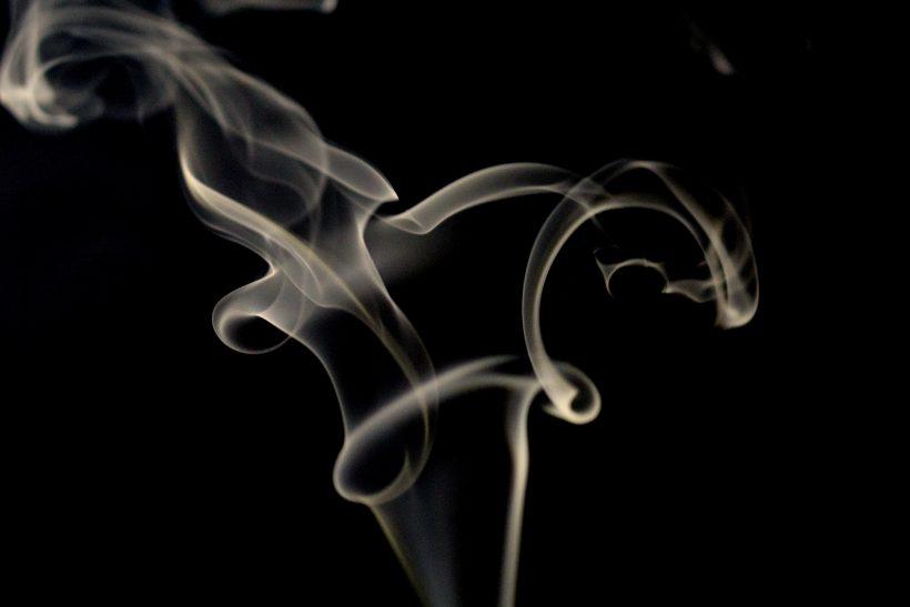 Να μας χωρίζει μόνο ένα τσιγάρο
