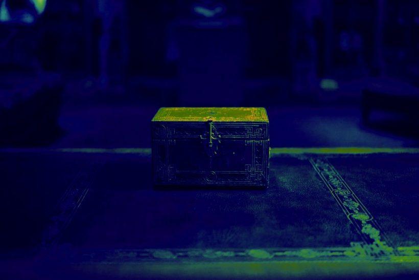 Ό, τι έμεινε από τον έρωτά σας χώρεσε σ΄ ένα μικρό κουτί