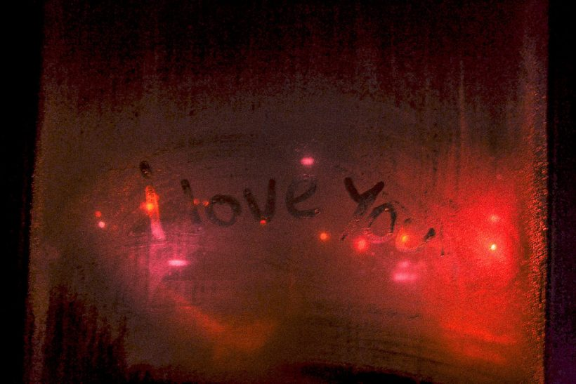 Ο έρωτάς σου πάνω και πέρα απ' όλα
