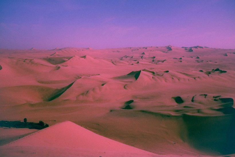 Ένας κόκκος σε μια έρημο, αυτή είναι η σπουδαιότητά μας