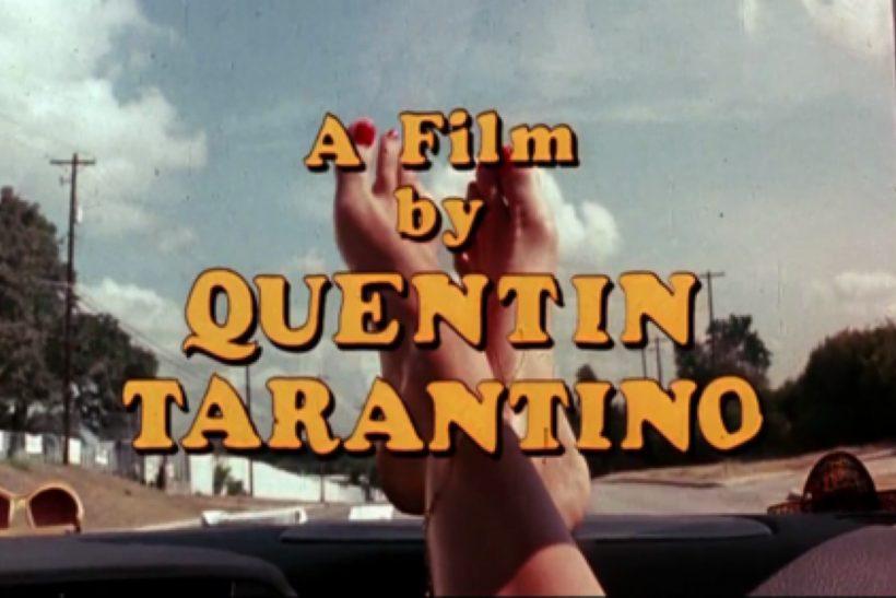 Υπάρχει λόγος που οι ήρωες του Τarantino είναι άκρως ερωτεύσιμοι