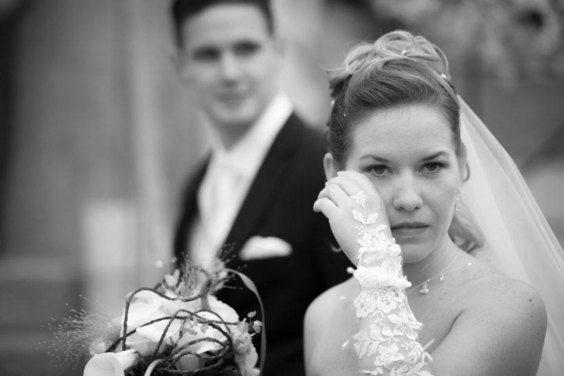Υπάρχει άνθρωπος που δεν τρώει φρίκη λίγες μέρες πριν το γάμο;