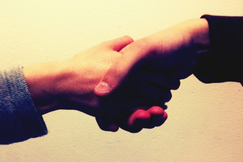 Ευγνωμοσύνη για όσα έχουμε δε σημαίνει συμβιβασμός με όσα δε θέλουμε