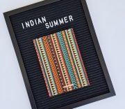 Notebook | Indian Summer