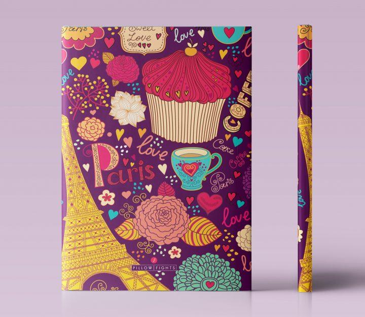 Notebook | La vie en Rose