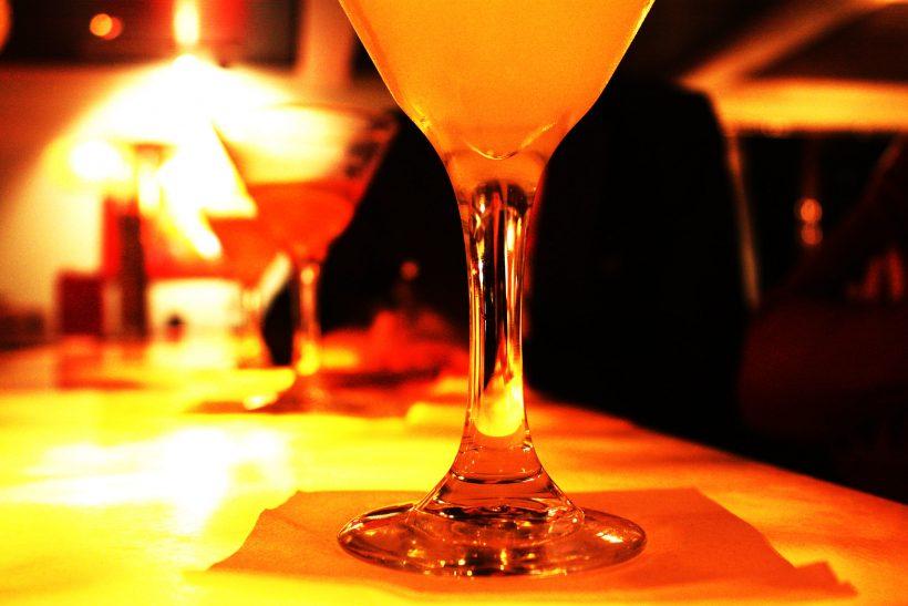 Θέλω να μεθάω μόνο μαζί σου