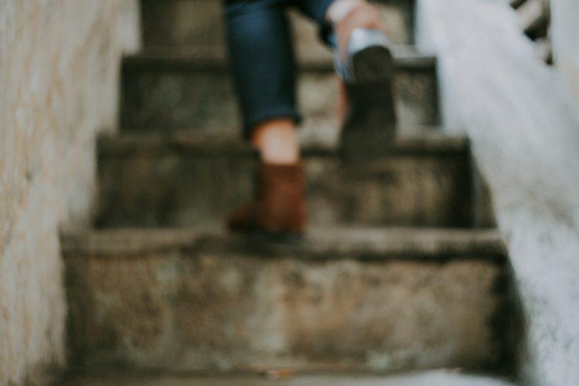 Να πηγαίνεις πάντα ένα βήμα παραπέρα