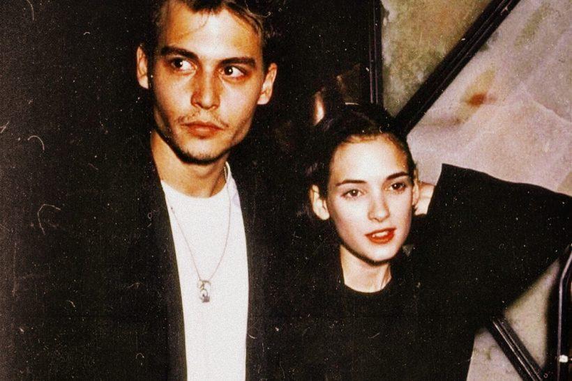 Winona Ryder-Johnny Depp· ένα «για πάντα» που τελείωσε νωρίς