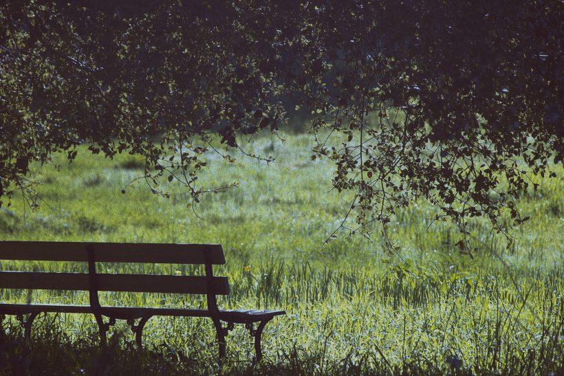 Ραντεβουδάκι στο πάρκο σαν τον παλιό καλό καιρό
