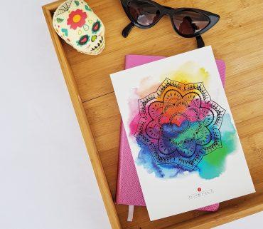 Notebook | Mandala Splash