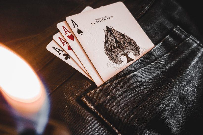Έρωτας· πιο απρόβλεπτος κι απ' το τζόκερ