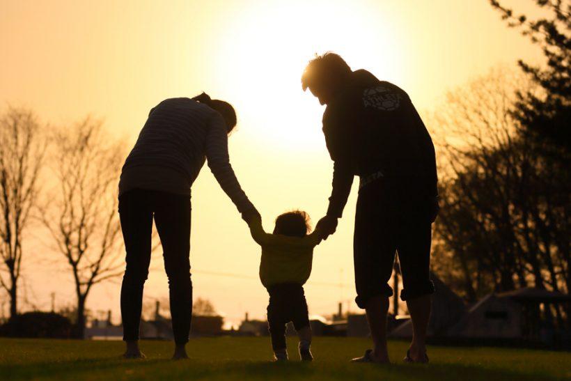 Γονείς που χώρισαν και τα ξαναβρήκαν