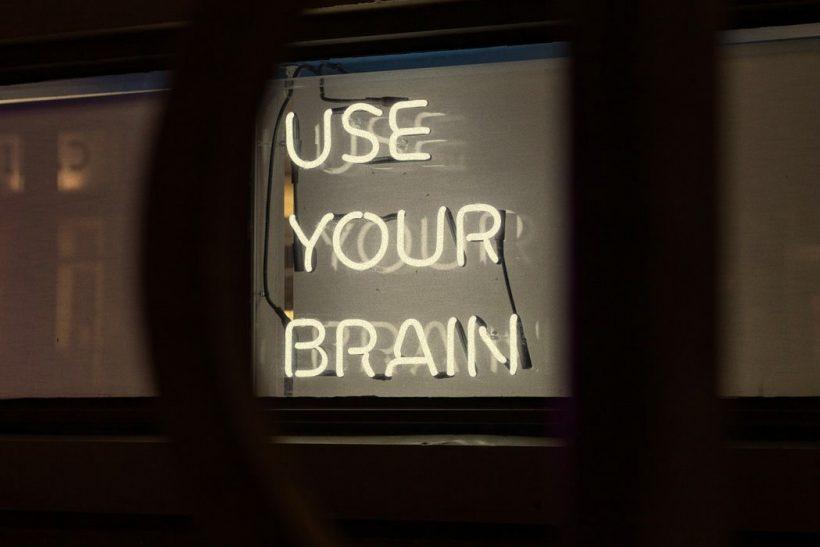 60.000 σκέψεις τη μέρα το λες κι υπερωρία εγκεφάλου