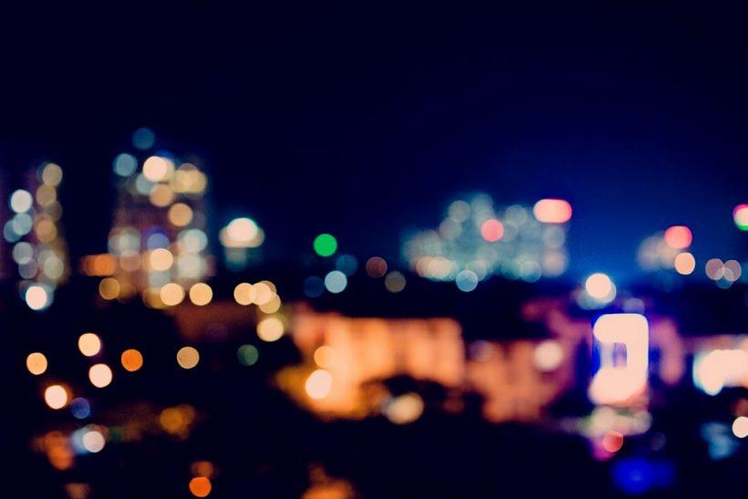Μια πόλη που σε κρύβει από όλα όσα θέλω