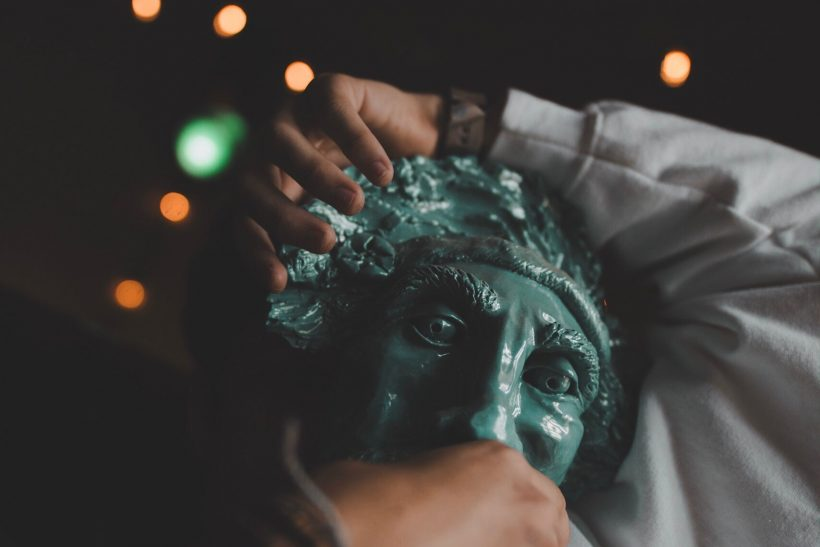 8 είδη μάσκας από την αρχαιότητα μέχρι και σήμερα