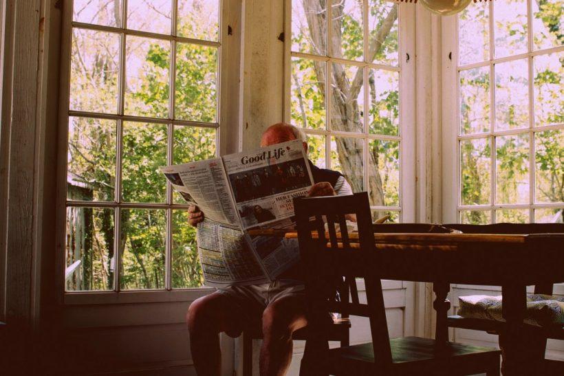 Ποια είναι η καλύτερη συμβουλή που έχεις πάρει από γιαγιάδες-παππούδες;