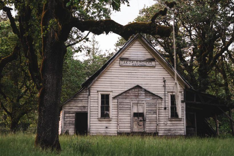 Tα «στοιχειωμένα» μέρη που εξερευνούσαμε ως παιδιά