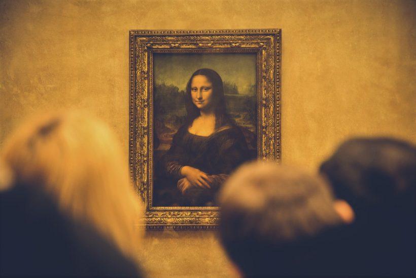 Mona Lisa· το ταξίδι μέχρι να βρεθεί στο Λούβρο