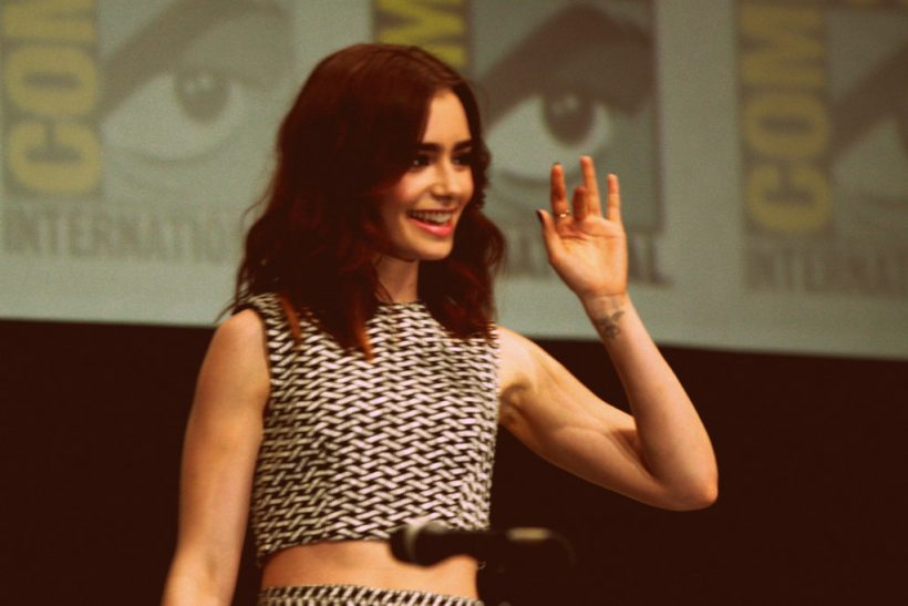Women We Love   Lily Collins