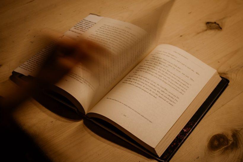 Οι κρυφές υπερδυνάμεις ενός βιβλιοφάγου