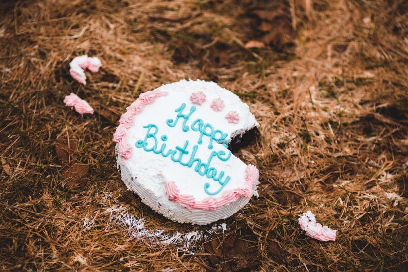 Τα γενέθλιά σου είναι η ευκαιρία σου να αναθεωρήσεις