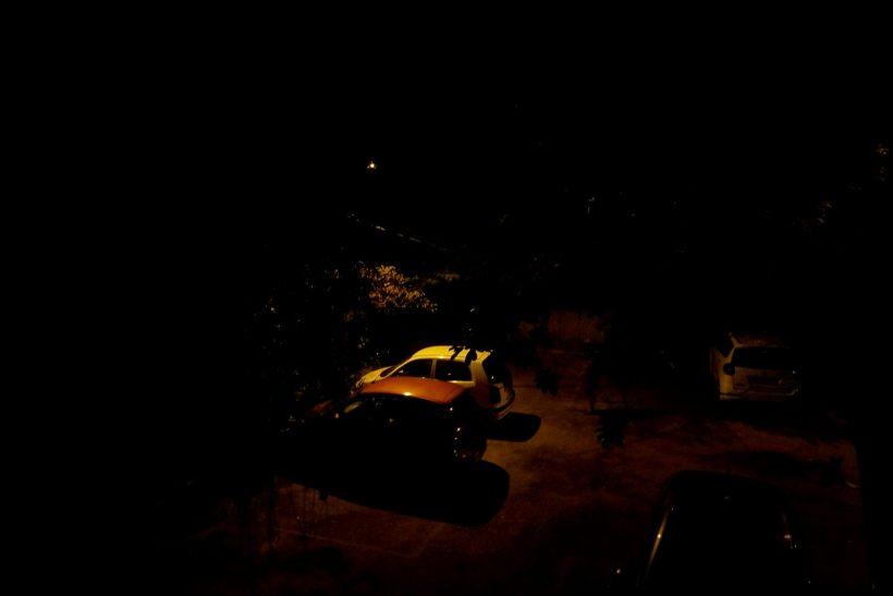 Εκείνο το βράδυ στο δικό σου αυτοκίνητο