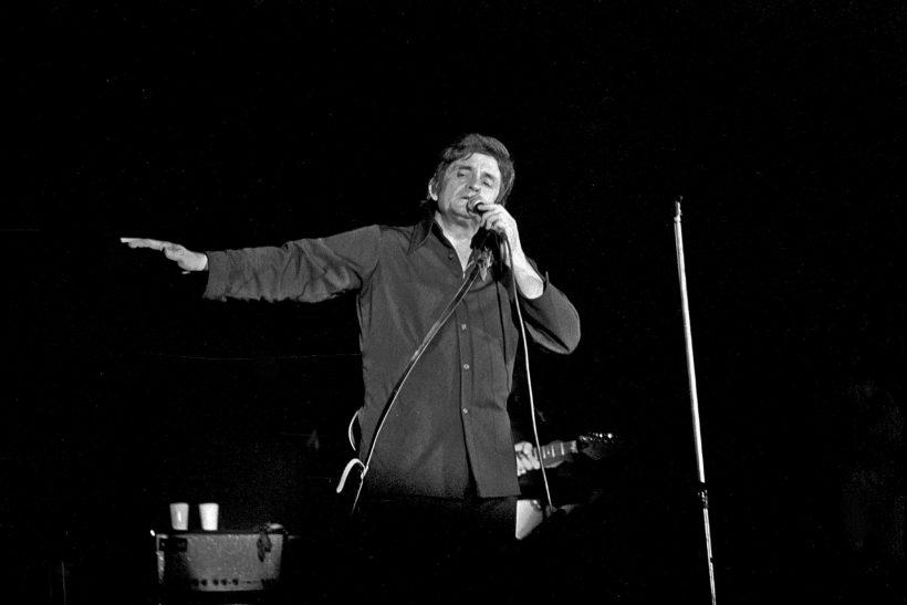 Men We Love | Johnny Cash
